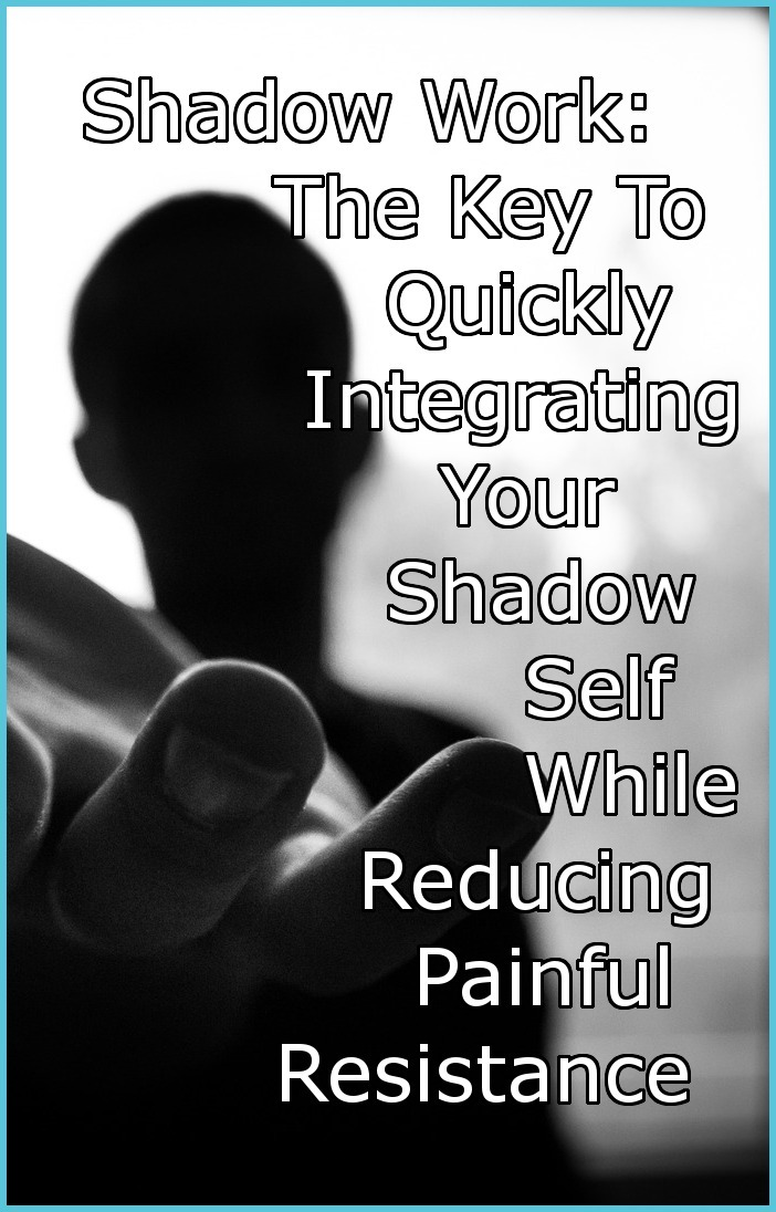 Shadow Work: 3 Keys To Quickly Integrating Your Shadow Self