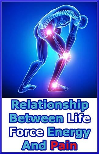 pain is bound up life force energy