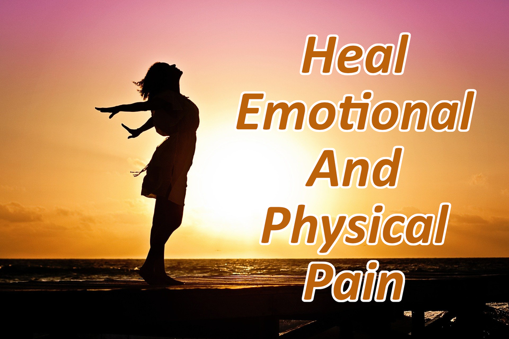 woman heart hopen healing emotional and physical pain